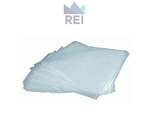 Saco Plástico 15cmx30cm pacote aproximadamente com 1Kg