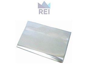 Saco Plástico 30cmx40cmX0,06 pacote aproximadamente com 1Kg