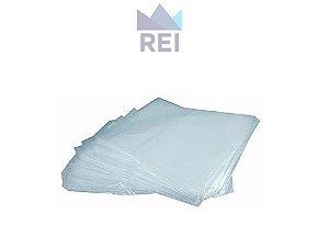 Saco Plástico 15cmx30cmX0,06 pacote aproximadamente com 1Kg