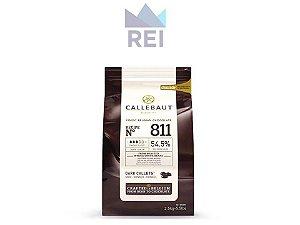 Chocolate Amargo Callets 811 Gotas 2,5kg Callebaut