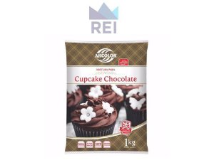 Mistura para Cupcake Chocolate 1Kg Arcolor
