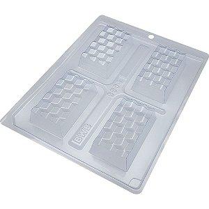 Forma Especial Tradicional Mini Tablete 3D 9904 BWB