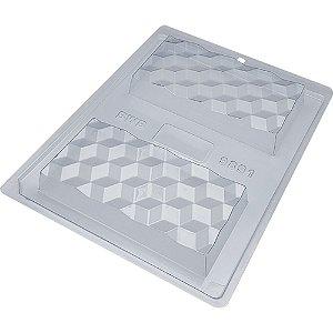 Forma Especial Tradicional Tablete 3D 9891 BWB