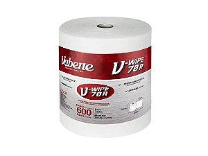 Pano V-Wipe 70R Rolo com 600 unidades Vabene