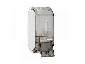 Dispenser Saboneteira Compacta Glass Fumê