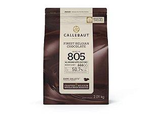 Chocolate Amargo Gotas 50,7% 2,2kg Callebaut