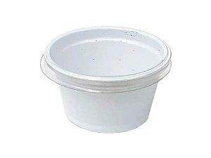 Embalagem Plástica Branco G695SF 30ml com 20 unid. Galvanotek