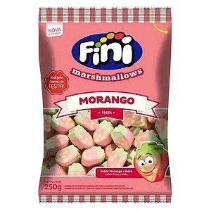 Marshmallow Morango 250g Fini
