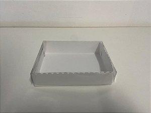 Caixa Branca Stylus para 12 doces
