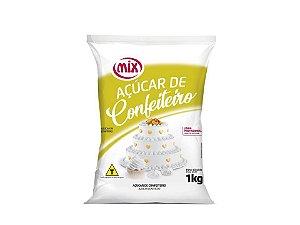 Açúcar confeiteiro 1Kg Mix