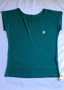 BLUSA DRY FIT VERDE GOLA CANOA | REF: 97SX8NGR8