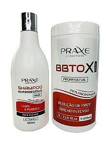 BBtox Magic 1kg + Shampoo Antirresíduo 500g