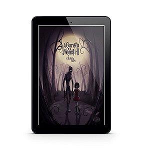 A Garota e o Monstro - K. S. Della Capa (E-Book)