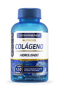 Colágeno Hidrolisado|Catarinense 120 Cáps