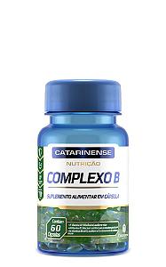 Complexo B|Catarinense  60 Cáps