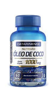 Óleo de Coco [1000mg]|Catarinense 60 Cáps