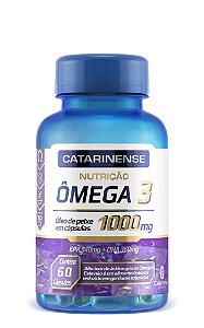 Ômega 3 [1000mg] Catarinense 60 Cáps