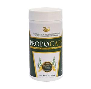 Propocaps Extrato de Própolis|Bellabelha 120 Cáps