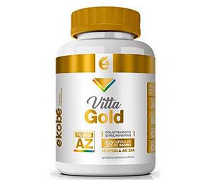 Vitta Gold|Ekobé 100 Cáps