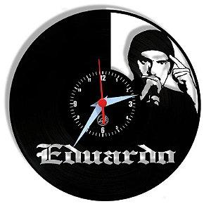 Relógio de Vinil - Eduardo Taddeo Rap Hip Hop