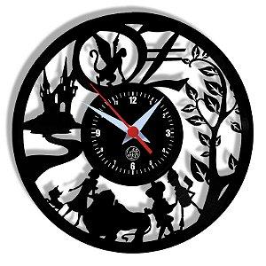 Relógio de Vinil - Oz Mundo