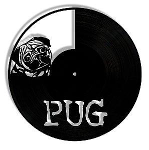 Vinil - Pug Cachorro Pet Petshop