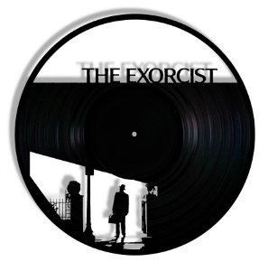 Vinil - O Exorcista Filme Terror