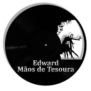 Vinil - Edward Mãos De Tesoura Cinema Filme