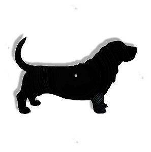 Vinil - Cachorro Basset Salsicha