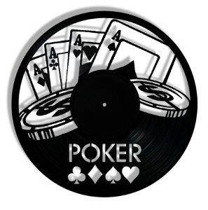 Vinil - Poker Novo