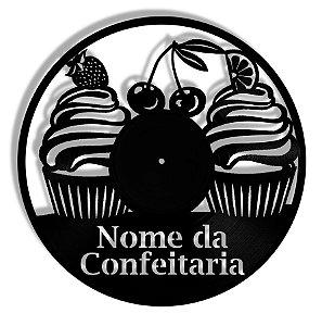 Vinil - Confeitaria Personalizado