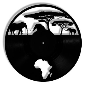 Vinil - Africa Novo