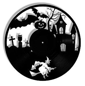 Vinil - Bruxa Halloween