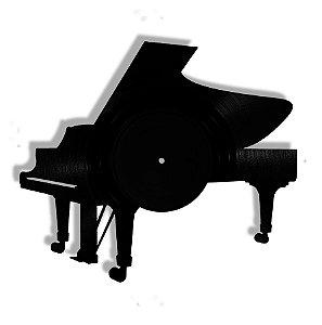 Vinil - Piano Cauda