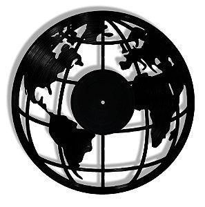 Vinil - Mapa Mundi Novo