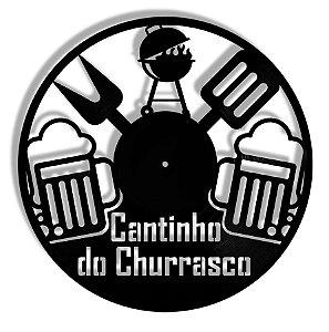 Vinil - Cantinho Do Churrasco