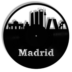 Vinil - Madrid Viagem Turismo