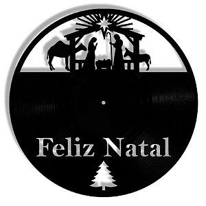 Vinil - Natal Jesus Feliz Nata