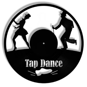 Vinil - Dança Tap Dance Sapateado