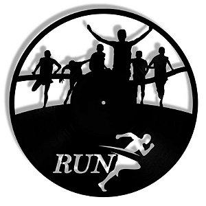 Vinil - Esporte Corrida Maratona