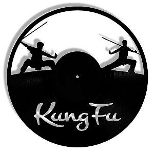 Vinil - Esporte Kungfu Artes Marciais