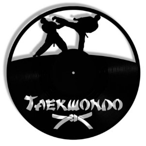 Vinil - Esporte Taekwondo  Artes Marciais