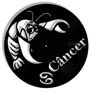 Vinil - Signos Câncer