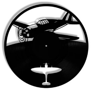 Vinil - Avião Segunda Guerra