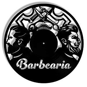 Vinil - Barbearia Profissão