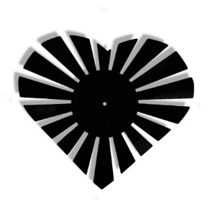 Vinil - Coração