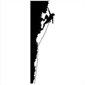 Adesivo - Alpinismo Esporte