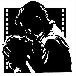 Adesivo - Cinema Cinema