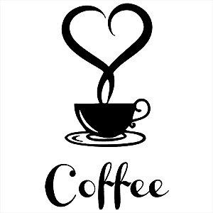 Adesivo - Café Cozinha