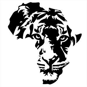 Adesivo - África Viagem/Turismo